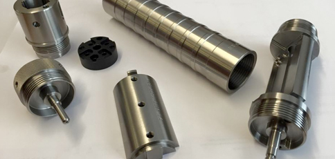 Precision Machining Services Photograph 6